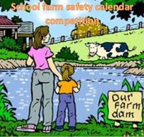 School Farm Safety Calendar Competition